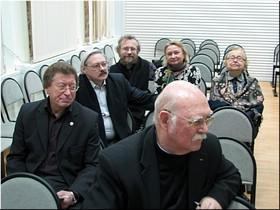 Члены МКОСа